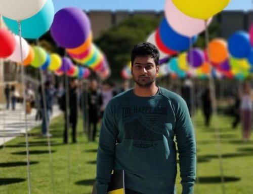 IH Resident and UQ Graduate Gives Back to the Community